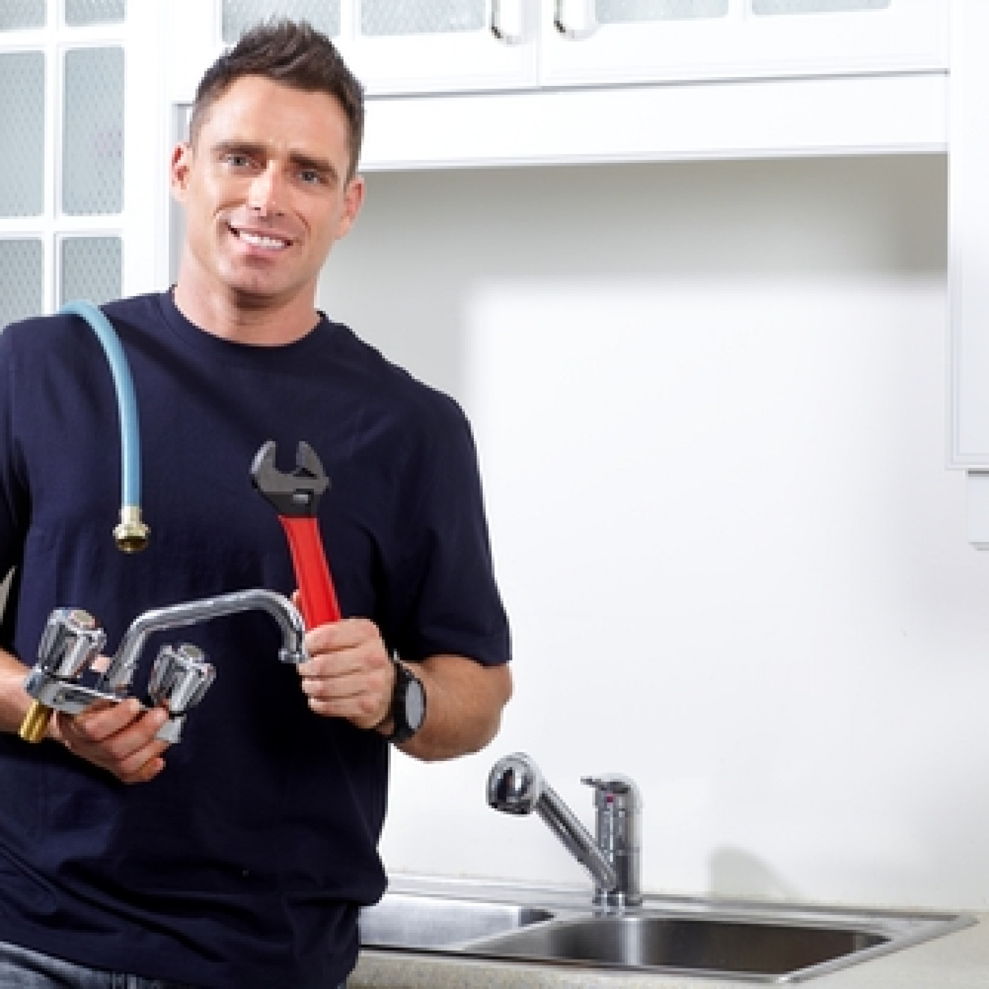 We're the plumbing experts